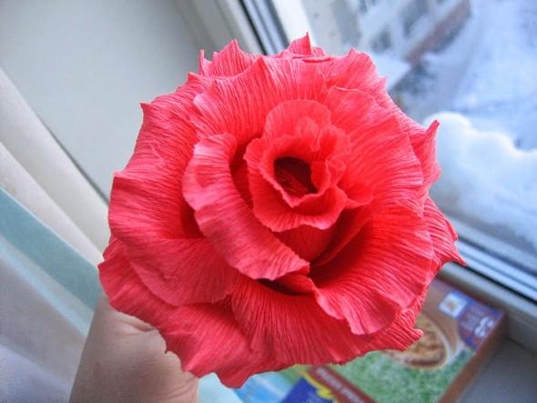 Flores de papel para o Dia das Mães 009