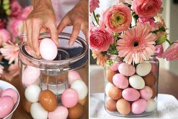 Vasos decorados para o Dia das Mães 014
