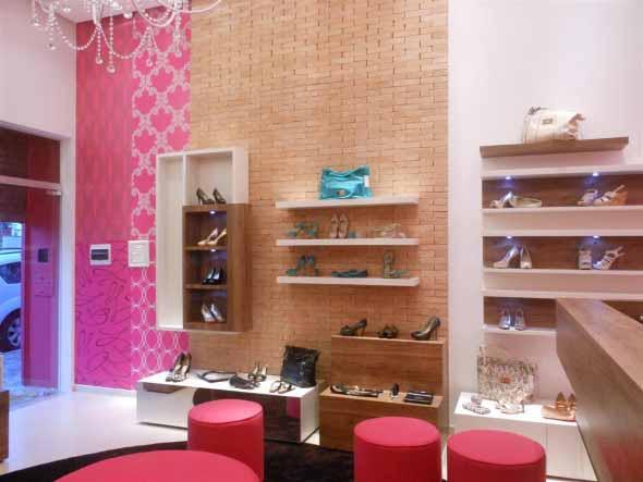 Como decorar loja de calçado 015