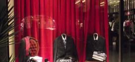 18 ideias para decorar vitrine de loja de roupa masculina
