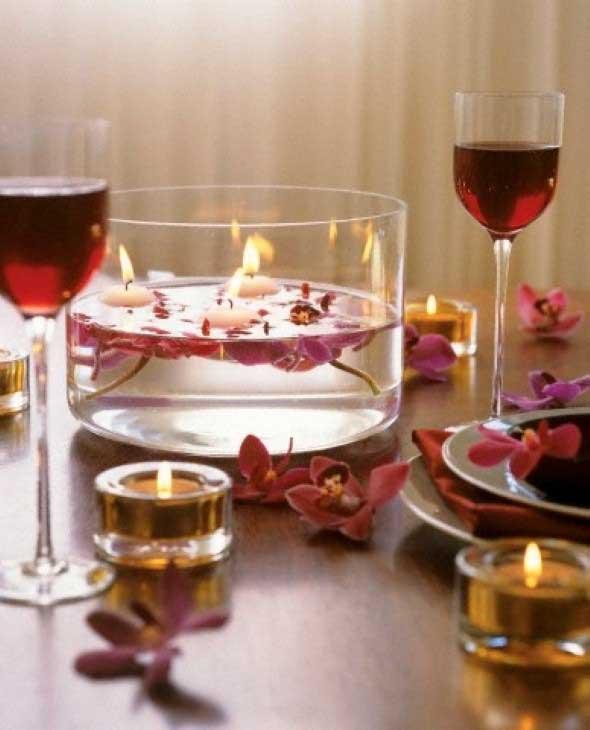 23 dicas de decoraç u00e3o simples para dia dos namorados -> Decoração De Restaurante Para Dia Dos Namorados