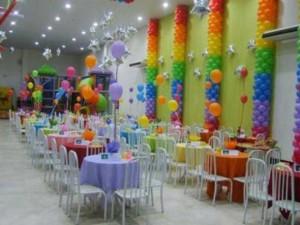 Decoração de festa para o Dia das Crianças 001