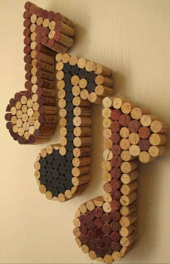 Usar rolhas de vinho na decoração 012