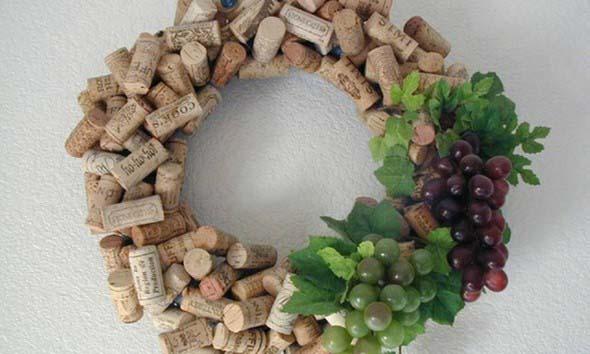 Usar rolhas de vinho na decoração 014