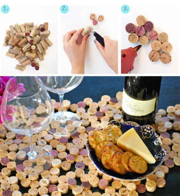 Usar rolhas de vinho na decoração 016