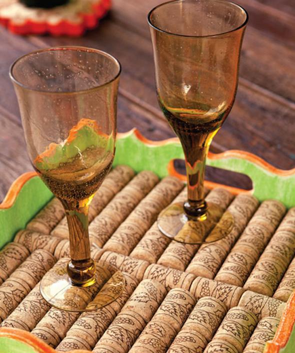rolha de garrafa de vinho