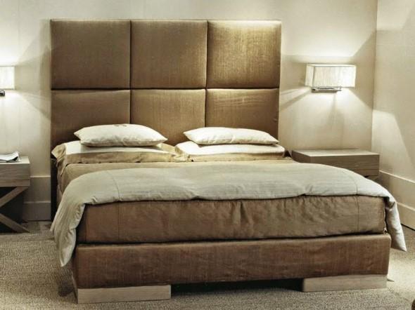 Cabeceira de cama funcional 005