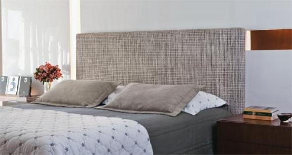 Cabeceira de cama funcional 006