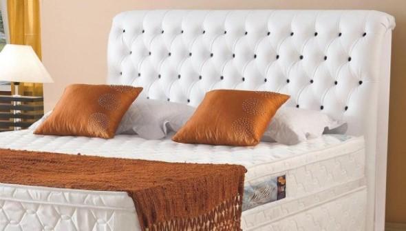 Cabeceira de cama funcional 011