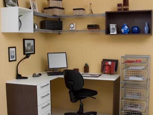 Decoração para Home Office 003