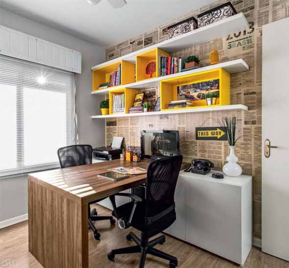 Decoração para Home Office 005