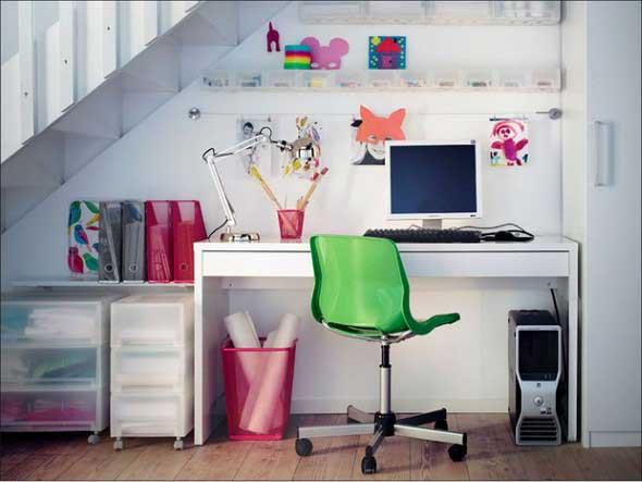 Decoração para Home Office 010