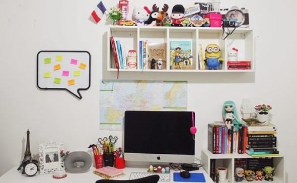Decoração para Home Office 013