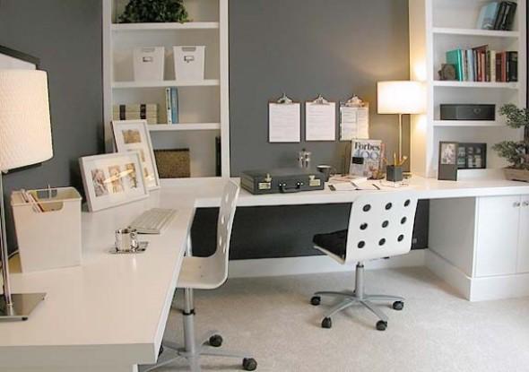 Decoração para Home Office 014