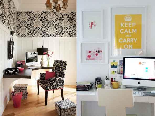 Decoração para Home Office 020