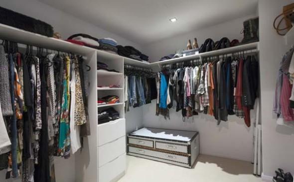Dividir o quarto para ter um closet 001