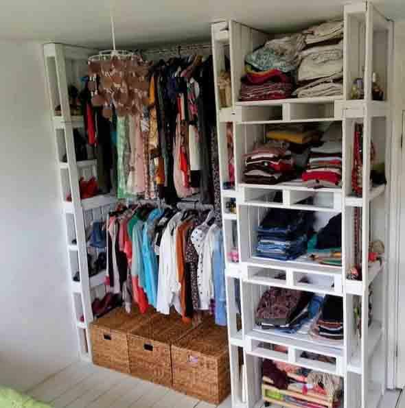 Dividir o quarto para ter um closet 014
