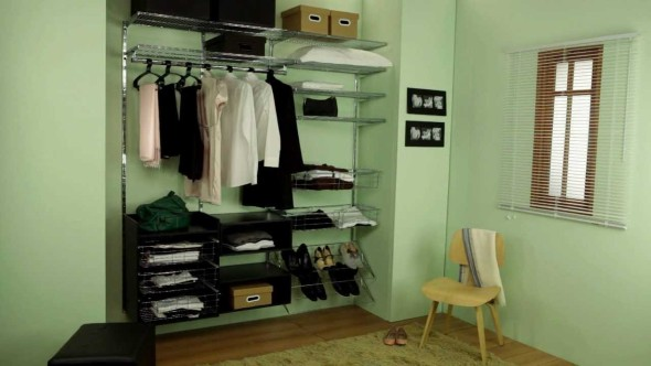 Dividir o quarto para ter um closet 015