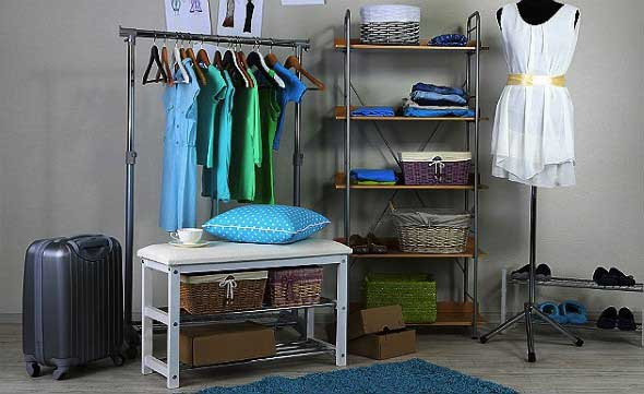Dividir o quarto para ter um closet 017