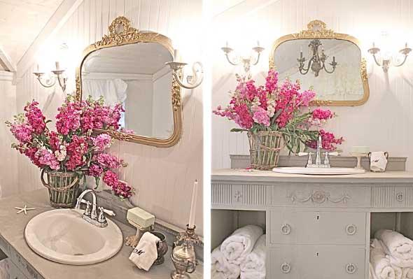 Organizando o banheiro com cachepôs 006