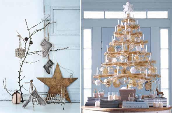 Ideias criativas para decoração de Natal 001