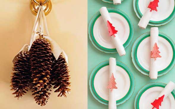 Ideias criativas para decoração de Natal 002