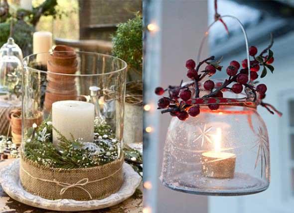 Ideias criativas para decoração de Natal 006