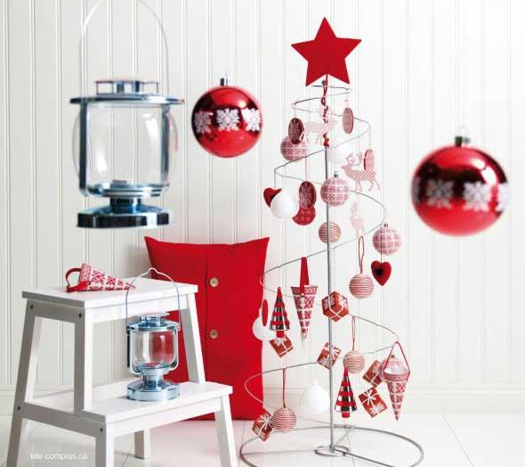 Ideias criativas para decoração de Natal 008