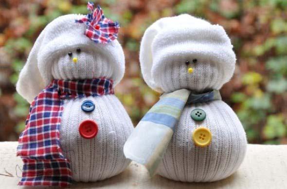 Ideias criativas para decoração de Natal 015