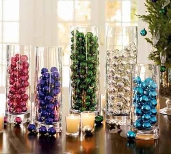 Ideias criativas para decoração de Natal 018
