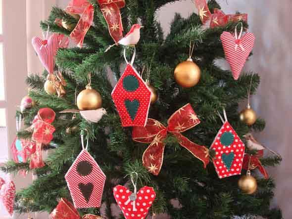 Ideias criativas para decoração de Natal 020