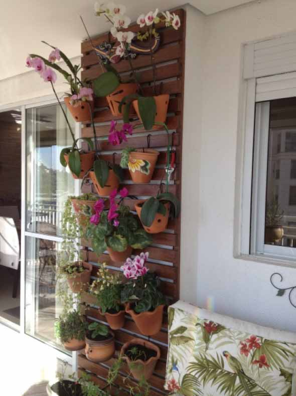 Jardins verticais para decorar casas e apartamentos 006