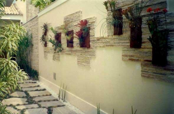 Jardins verticais para decorar casas e apartamentos 014