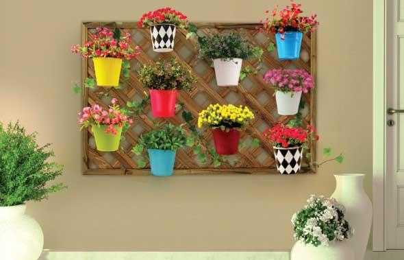 Jardins verticais para decorar casas e apartamentos 018