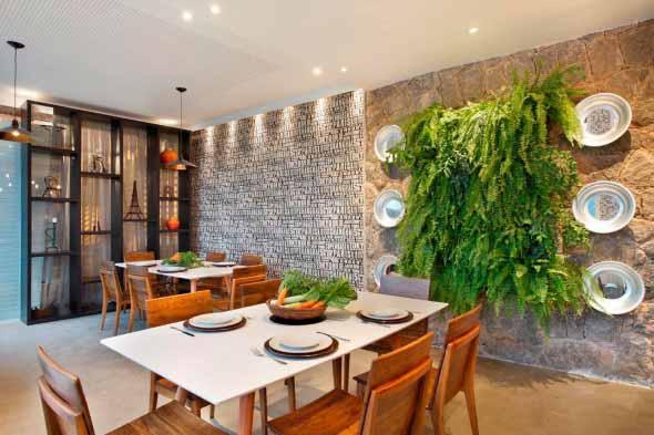 Jardins verticais para decorar casas e apartamentos 020