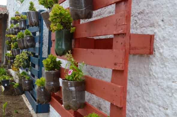 Jardins verticais para decorar casas e apartamentos 021