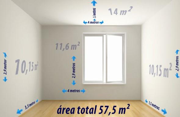 Dicas de pintura para renovar o quarto 010