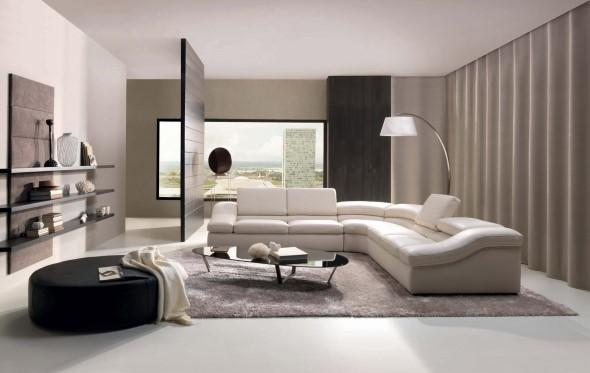 Decoração minimalista 007