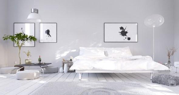 Decoração minimalista 009