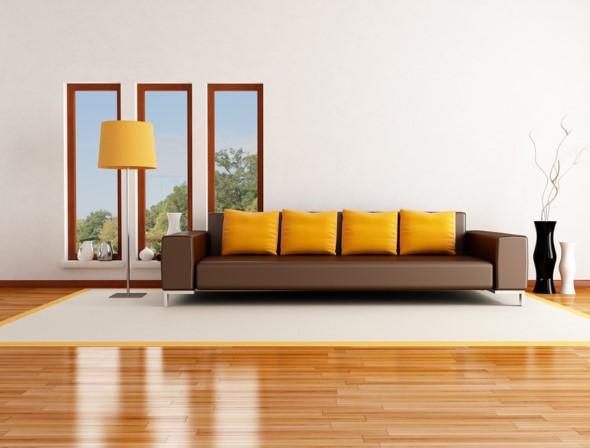 Decoração minimalista 013