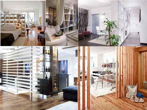 Divisórias para substituir paredes em casa 007