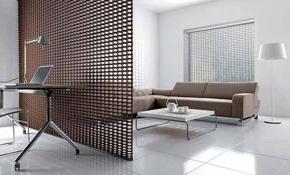 Divisórias para substituir paredes em casa 010