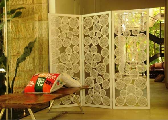 Divisórias para substituir paredes em casa 013