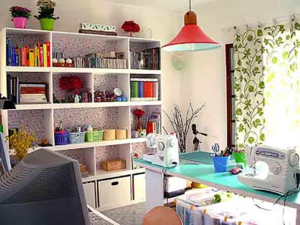 Ideias para decorar um quarto extra 006