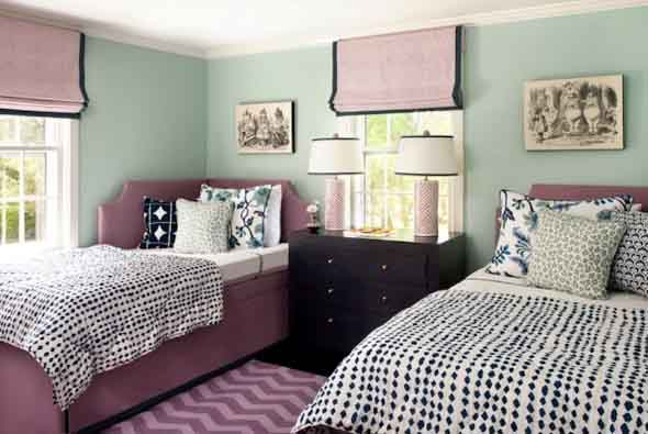 Ideias para decorar um quarto extra 009