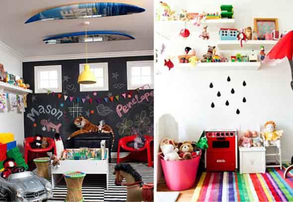 Ideias para decorar um quarto extra 010