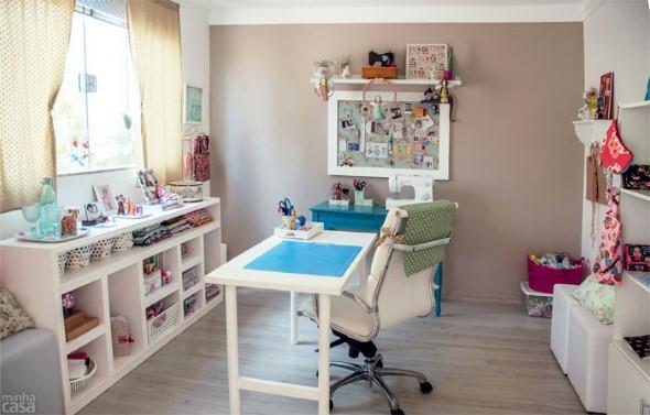 Ideias para decorar um quarto extra 011