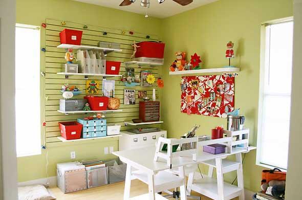 Ideias para decorar um quarto extra 012