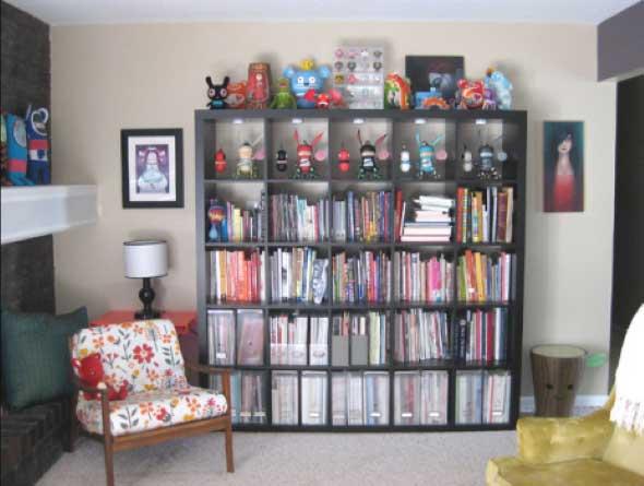 Ideias para decorar um quarto extra 013