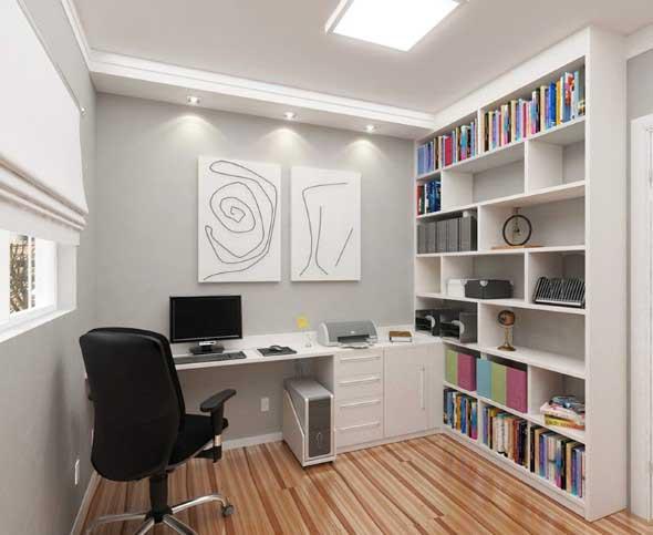 Ideias para decorar um quarto extra 014